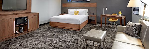 budget Downey hotel rooms